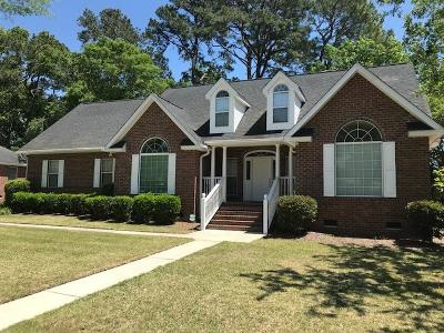 Single Family Home Contingent: 410 Meadow Breeze Lane