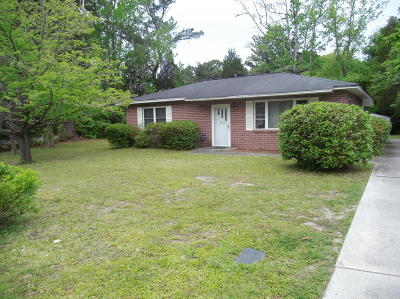 Goose Creek Single Family Home For Sale: 204 Pineview Drive