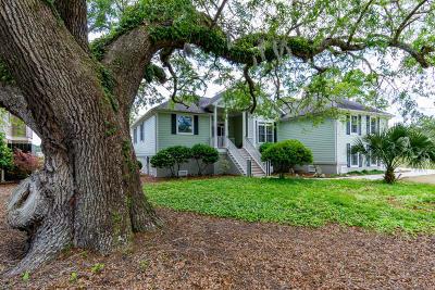 Johns Island Single Family Home For Sale: 4465 Hope Plantation Drive