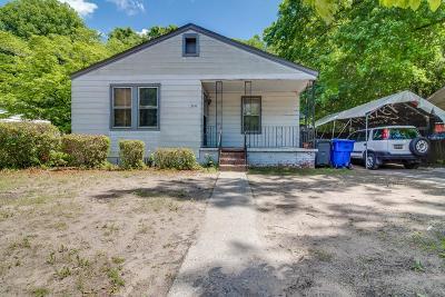 North Charleston Single Family Home For Sale: 2710 Saratoga Road