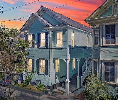 Multi Family Home For Sale: 708 Rutledge Avenue #A,  B,