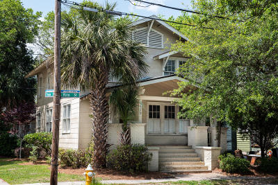 Single Family Home For Sale: 1119 King Street