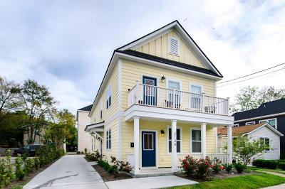 Multi Family Home For Sale: 2134 Weaver Street #A &