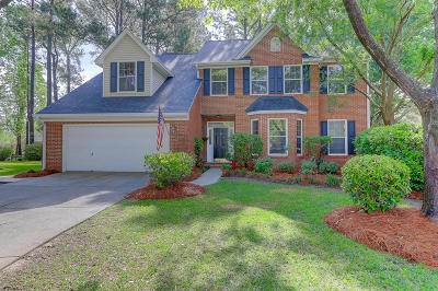 Mount Pleasant Single Family Home Contingent: 191 Sweet Garden Court