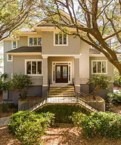 Kiawah Island Single Family Home For Sale: 135 Flyway Drive