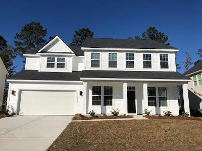 Moncks Corner Single Family Home Contingent: 403 Stonefield Circle