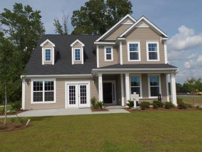 Moncks Corner Single Family Home For Sale: 432 Stonefield Circle
