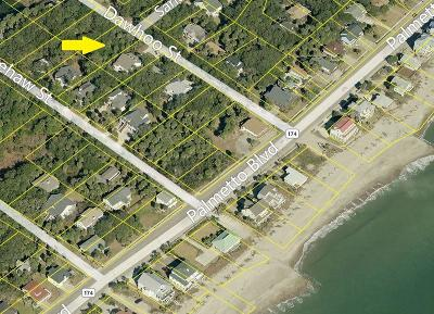 Edisto Beach SC Residential Lots & Land For Sale: $149,500