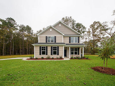 Summerville Single Family Home For Sale: 901 Shelter Cove