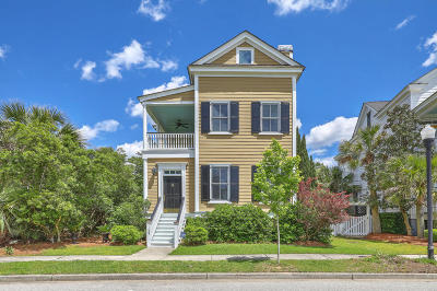 Daniel Island Single Family Home Contingent: 108 Currier Street