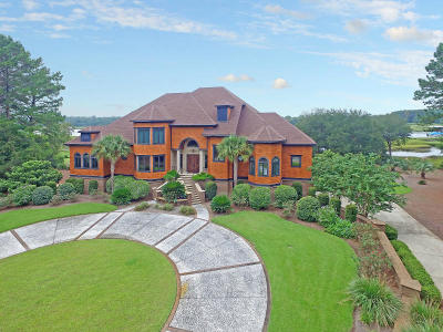 Johns Island Single Family Home For Sale: 3302 Bohicket Road