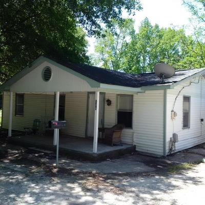 Single Family Home Contingent: 126 Mizzell Road