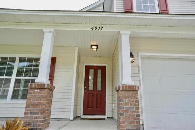 Wescott Plantation Single Family Home For Sale: 4997 Ballantine Drive