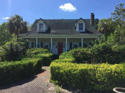 Single Family Home Contingent: 4911 Seewee Road