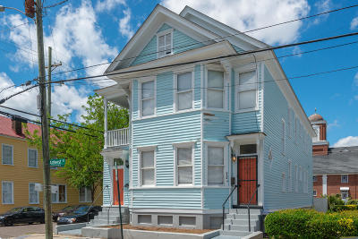 Multi Family Home Contingent: 72 Amherst Street