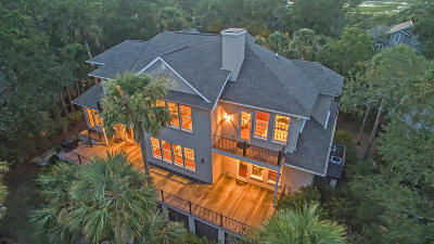 Kiawah Island Single Family Home For Sale: 1 Airy Hall