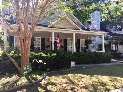 Single Family Home For Sale: 1429 Swamp Fox Lane