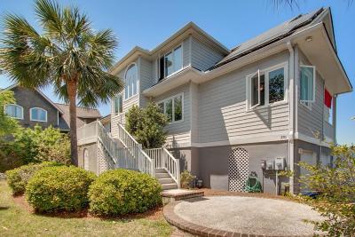 Folly Beach Single Family Home Contingent: 270 Little Oak Drive