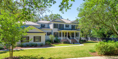Charleston Single Family Home For Sale: 660 Ellis Oak Drive