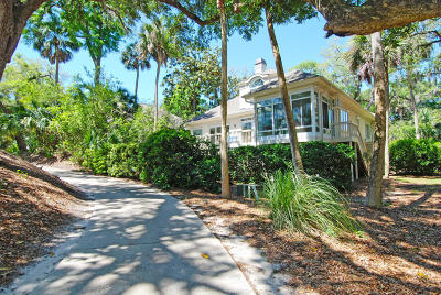 Seabrook Island Single Family Home For Sale: 2885 Hidden Oak Drive