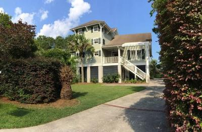 Single Family Home For Sale: 2105 Cape Jasmine Court