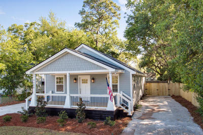 North Charleston Single Family Home For Sale: 4608 Holmes Avenue