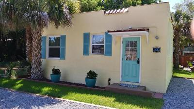 Folly Beach Single Family Home For Sale: 111 W Erie Avenue