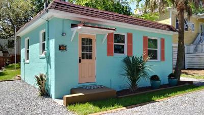 Folly Beach Single Family Home For Sale: 113 W Erie Avenue