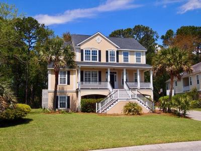 Charleston National Single Family Home Contingent: 3523 Stockton Drive