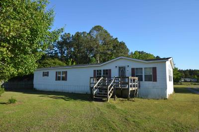 Awendaw Mobile/Manufactured For Sale: 8482 Doar Road