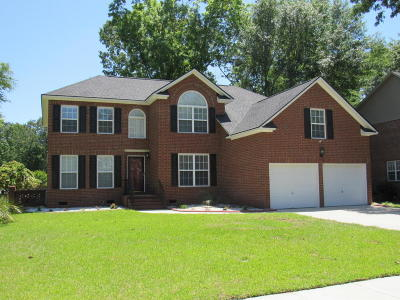 North Charleston Single Family Home Contingent: 5484 Clearview Drive