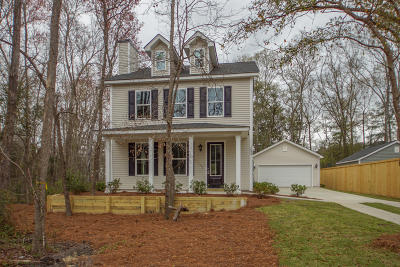 Charleston County Single Family Home Contingent: 1699 Jessy Elizabeth Road
