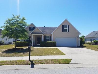 Johns Island Single Family Home Contingent: 1159 Startrail Lane