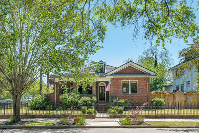 Single Family Home For Sale: 145 Moultrie Street