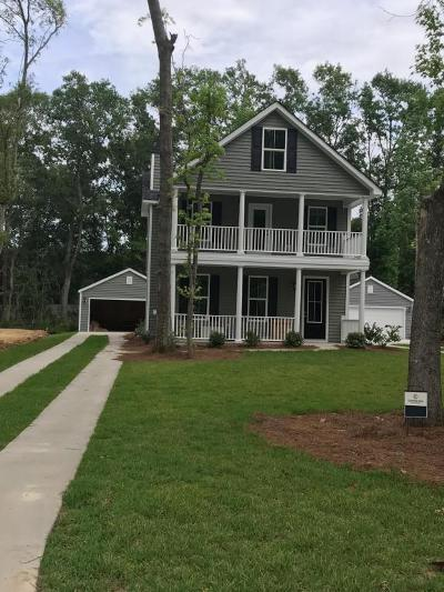 Johns Island Single Family Home For Sale: 1695 Jessy Elizabeth Road