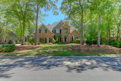 Coosaw Creek Country Club Single Family Home Contingent: 4224 Sawgrass Drive