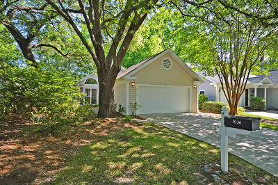 Elms Of Charleston Single Family Home For Sale: 9136 Delancey Circle