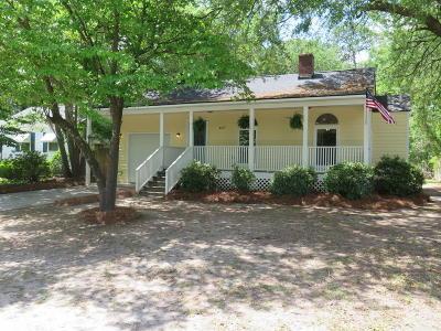 Single Family Home Contingent: 4617 Marlboro Place