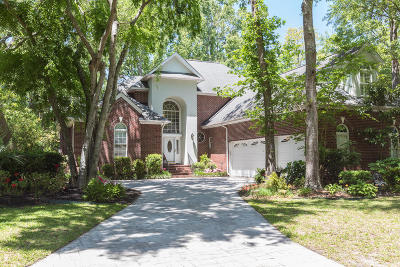 Charleston Single Family Home For Sale: 1588 Seawind Drive