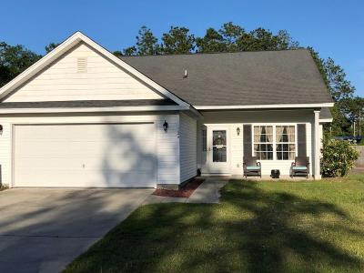 Walterboro Single Family Home For Sale: 124 Willow Court
