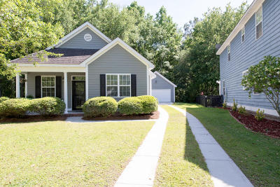 Single Family Home Contingent: 2901 Split Hickory Court