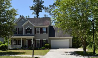 Wescott Plantation Single Family Home For Sale: 9469 Ayscough Road