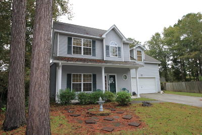 Johns Island Single Family Home For Sale: 1170 Equinox Court