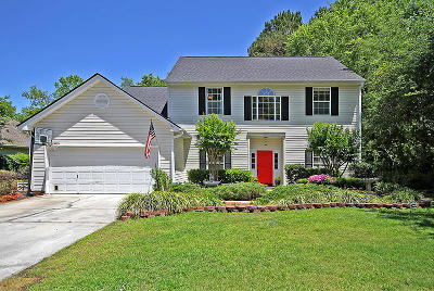 Mount Pleasant Single Family Home Contingent: 1147 Black Rush Circle