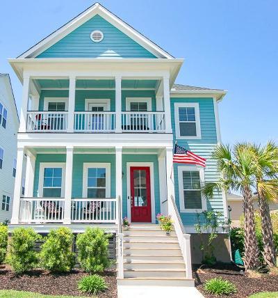 Daniel Island Single Family Home For Sale: 2417 Louisville Street