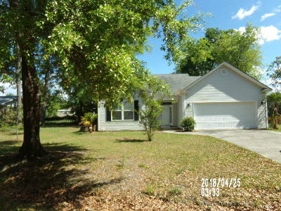 Walterboro Single Family Home Contingent: 42 Willow