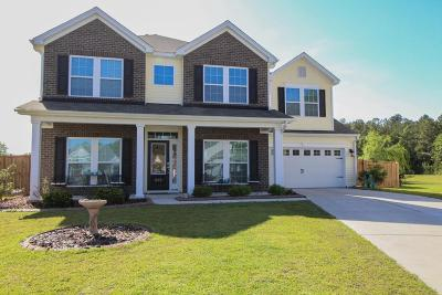 Goose Creek Single Family Home For Sale: 213 Pagoda Tree Drive