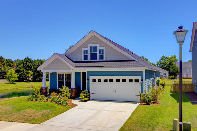 Single Family Home Contingent: 672 Goodlet Circle