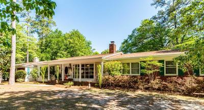 Walterboro Single Family Home Contingent: 100 Nelson Street