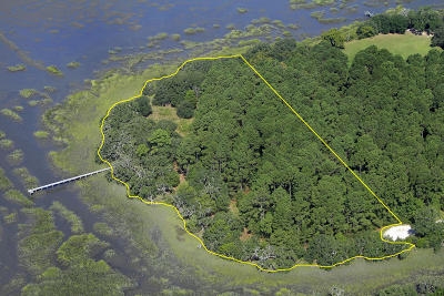 Wadmalaw Island Residential Lots & Land For Sale: 14 Polly Point Road